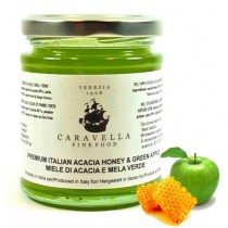 Caravella Premium italian honey and green apple 250 gr
